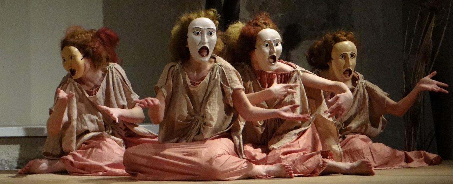 Masque et théâtre antique