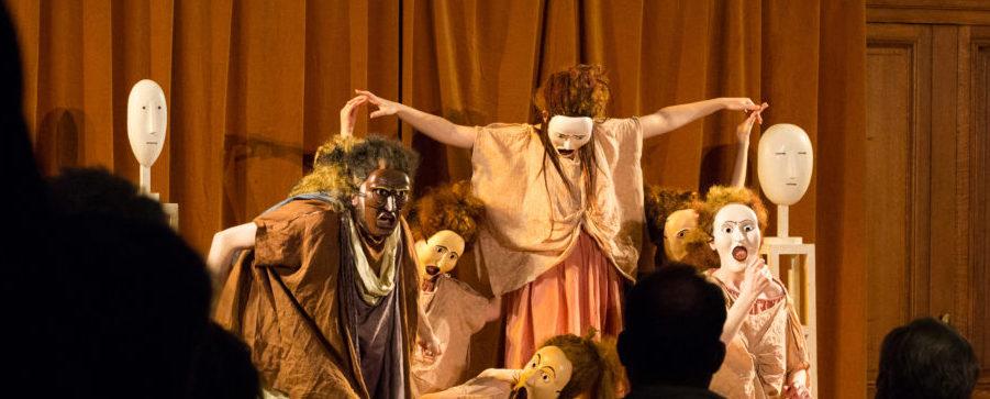 Intégrale de l'Odyssée : Télémaque et les prétendants