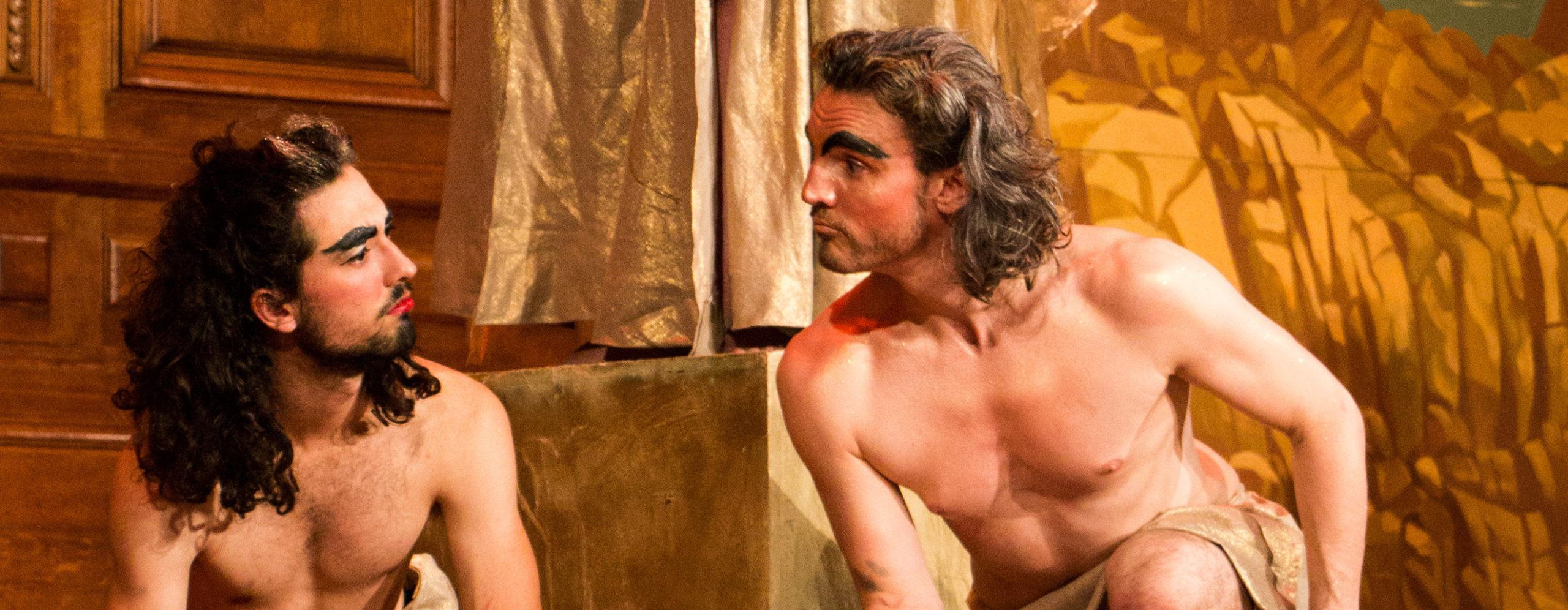 Intégrale de l'Odyssée : Télémaque chez Nestor