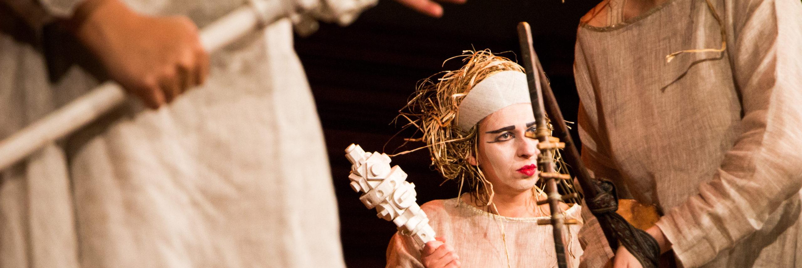 Intégrale de l'Odyssée : le lit d'Ulysse et Pénélope