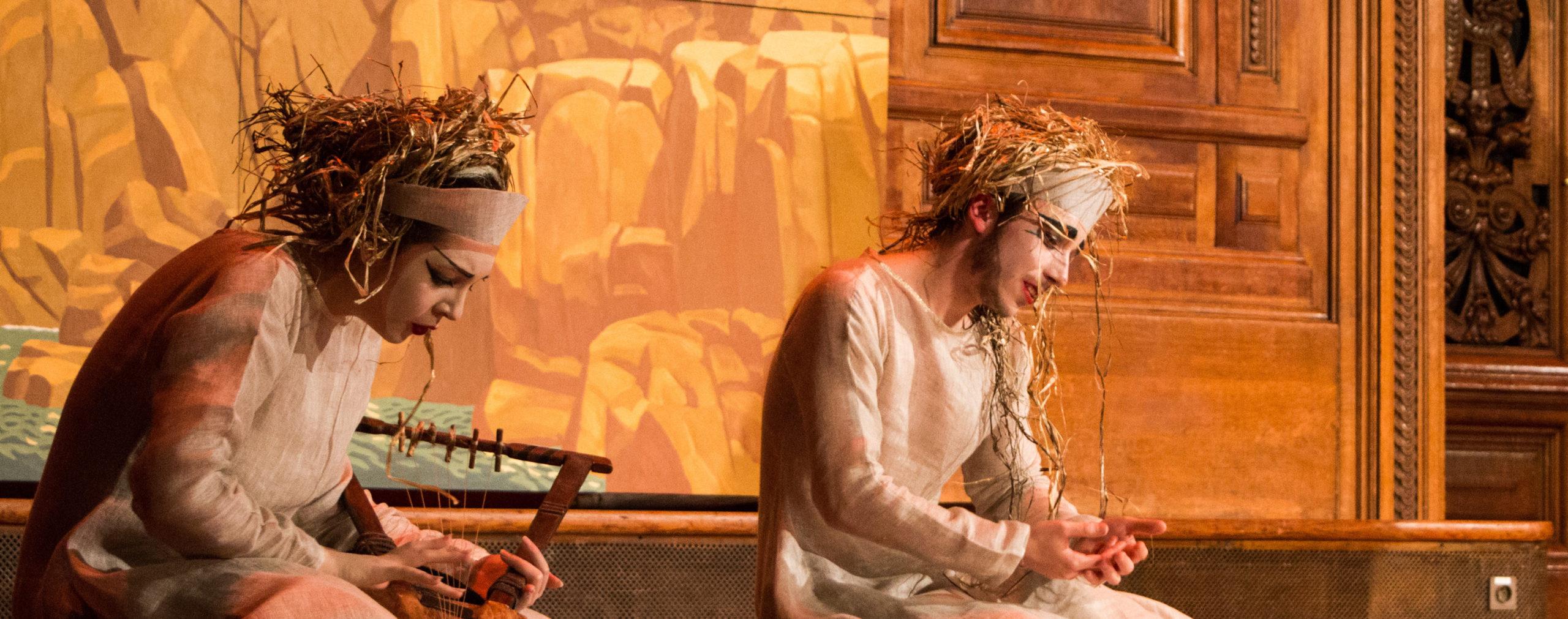 Intégrale de l'Odyssée : Ulysse, Pénélope, le bain de pieds