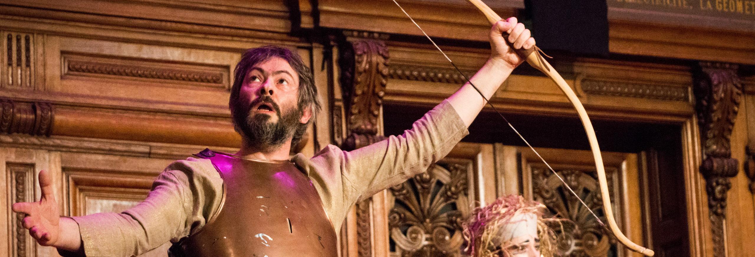 Intégrale de l'Odyssée : l'épreuve de l'arc