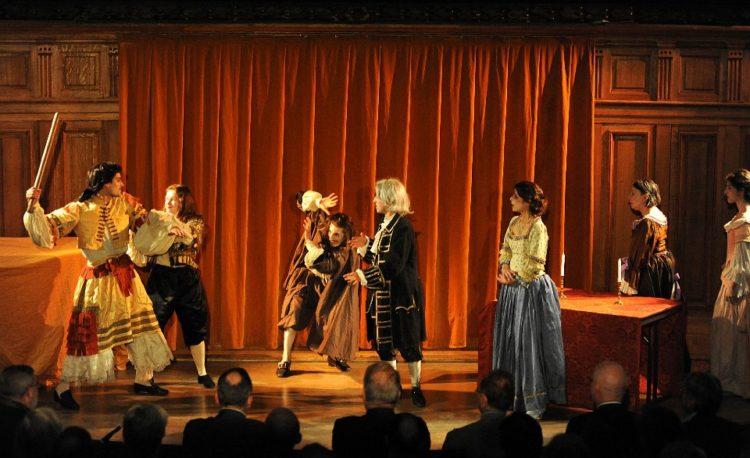 Th tre moli re sorbonne service culturel de la facult des lettres de sorbonne universit - Theatre de la coupe d or ...