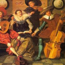 Un orchestre de la Renaissance en Sorbonne