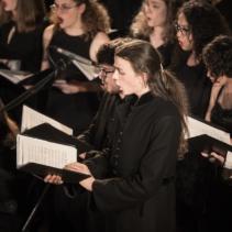 La Clef des chants ensemble et le Chœur Sorbonne Université